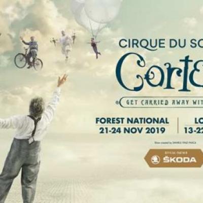 cirque du soleil corteo 2019