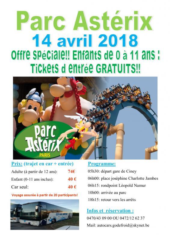 Affiche parc asterix 14042018