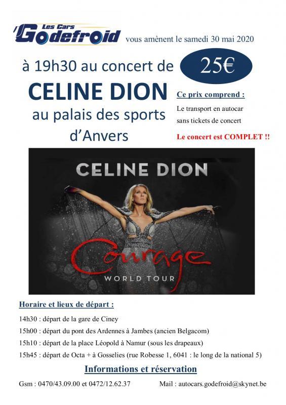 Celine dion concert 30 mai 2020 4
