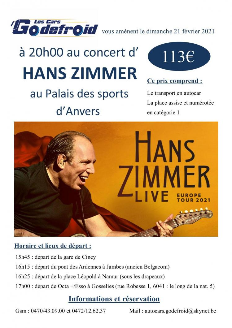 Hans zimmer 2021 concert 1