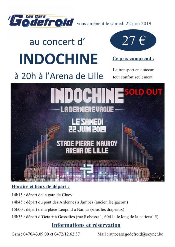 Indochine concert 6