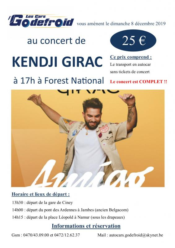 Kendji girac concert 6