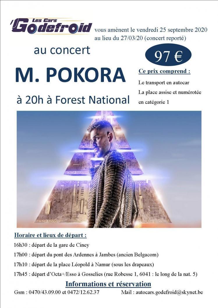 M pokora concert mars reporte en septembre