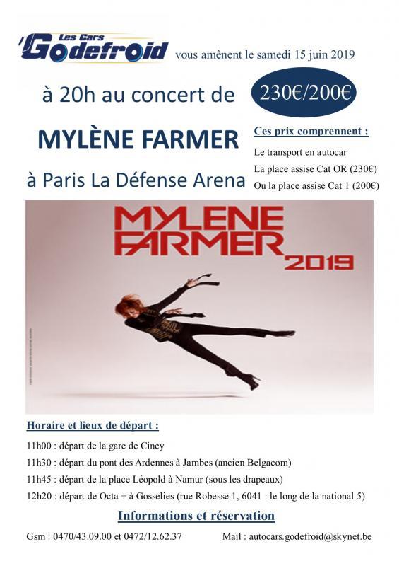 Mylene farmer concert 6