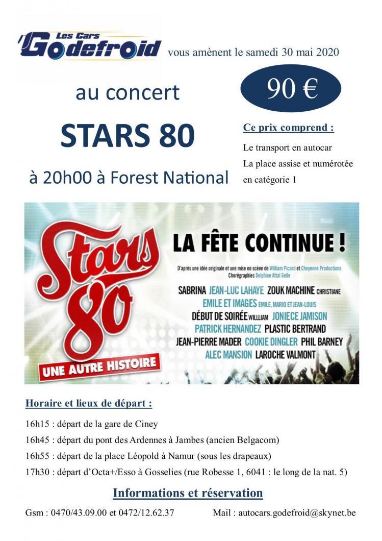 Stars 80 concert 7