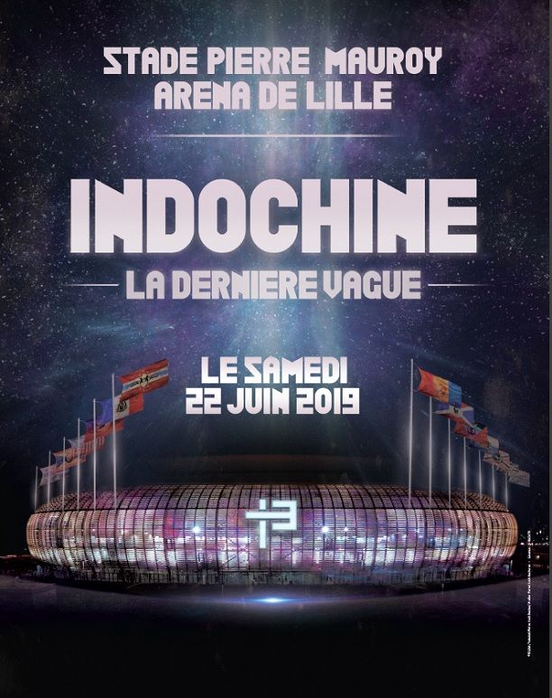 indochine lille juin 2019