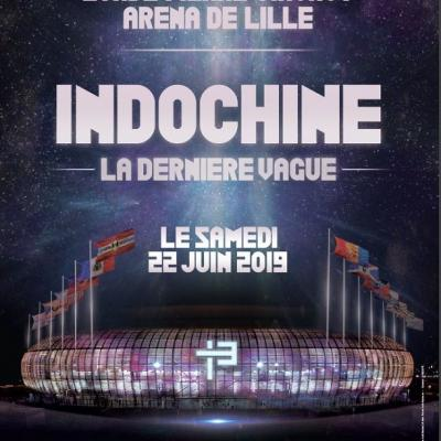 Indochine Lille 22-06-2019
