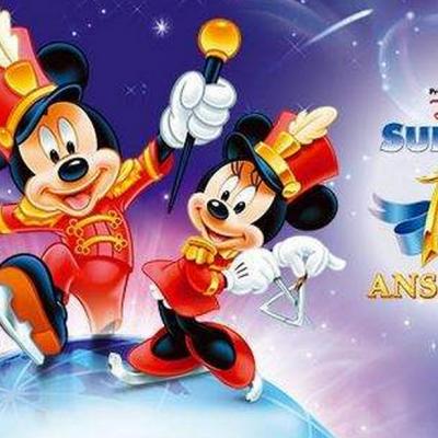 les 100 ans de magie de diney on ice 15 et 16-02-2020