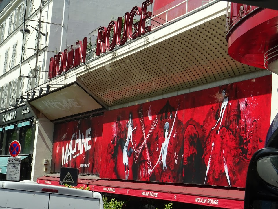 moulin rouge voyage a paris avec hour animation