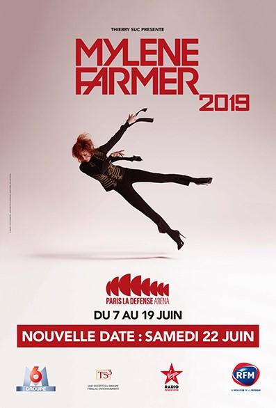 Mylene Farmer 15-06-2019