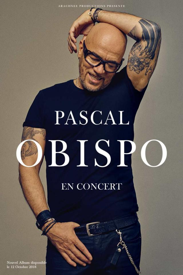 pascal obispo 20189