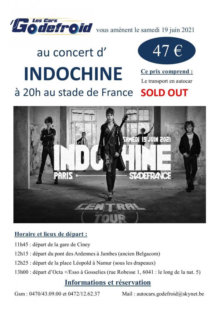 Indochine concert 19 juin 2021 2