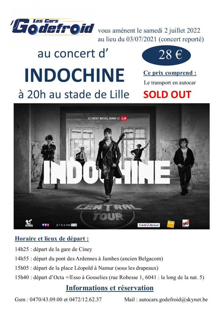 Indochine concert 2 juillet 2022 2