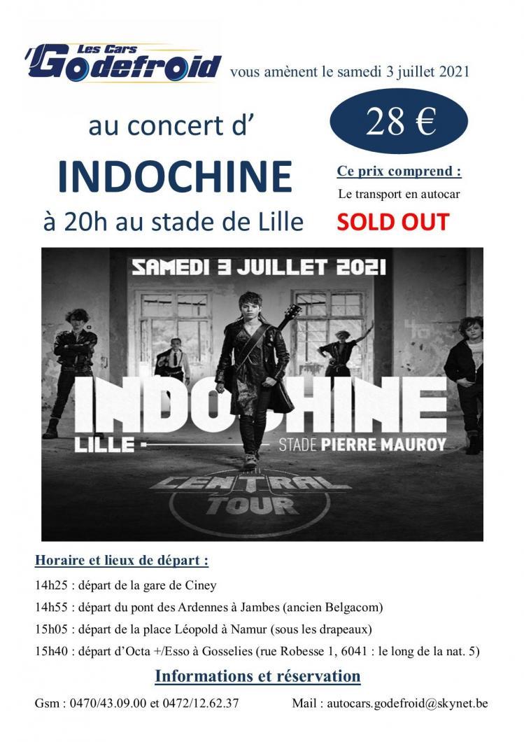 Indochine concert 3 juillet 2021 2